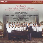 Jose carreras - ave maria; panis angelicus; agnus die; hallelujah; jesus, joy of man's desiring cover image