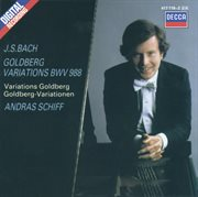 Bach, j.s.: goldberg variations cover image