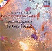 Rimsky-korsakov: scheherazade, tsar saltan - suite, the flight of the bumble bee cover image