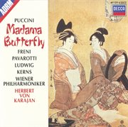 Puccini: madama butterfly cover image