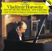 Vladimir horowitz - the studio recordings cover image