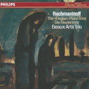 Rachmaninov: Piano Trios Nos.1 & 2