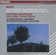 Bach, j.s.: violin concertos; double concertos cover image