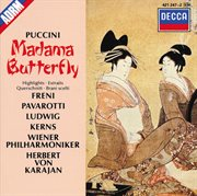 Puccini: madama butterfly - highlights cover image