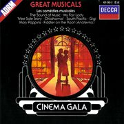 Great musicals: cinema gala cover image