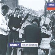 Britten: albert herring cover image