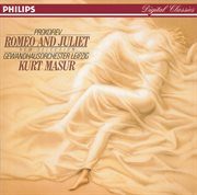 Prokofiev: romeo & juliet - excerpts cover image
