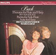 Bach, J.s.: Sonatas & Partitas for Flute & Harp