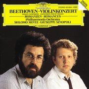 Beethoven: violin concerto; romances cover image