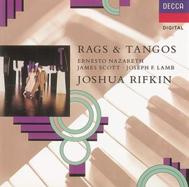 Cover image for Rags & Tangos