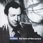 Britten: the turn of the screw cover image