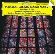 Poulenc: gloria; stabat mater cover image