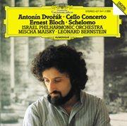 Dvorak: cello concerto / bloch: schelomo cover image
