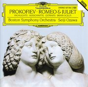 Prokofiev: romeo and juliet cover image