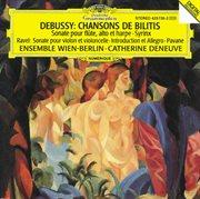 Debussy: chansons de bilitis cover image