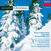 The world of christmas cover image