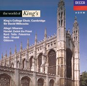 The world of king's cover image