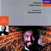 Luciano pavarotti - gala concert, royal albert hall cover image