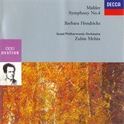 Mahler: symphony no.4 in g cover image