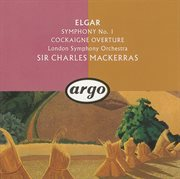 Elgar: symphony no.1/cockaigne (in london town) - concert overture cover image