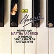 Chopin Compact Edition 1991: 24 Préludes Op. 28; Prélude Op. 45; Prélude Op. Posth.; 3 Mazurkas O