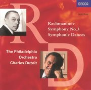 Rachmaninov: Symphony No.3/symphonic Dances