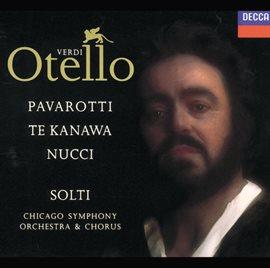 Cover image for Verdi: Otello