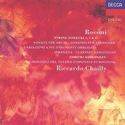 Rossini: String Sonatas, Etc