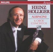 Albinoni: 6 oboe concertos cover image