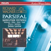 Wagner: parsifal (4 cds) cover image
