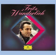 Fritz wunderlich sings cover image