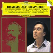 Brahms: Alto Rhapsody; Song of Destiny; Nñie; Song of the Fates