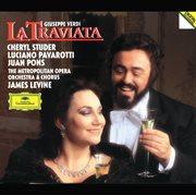 Verdi: la traviata cover image