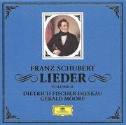 Schubert: lieder (vol. 2) (9 cds) cover image