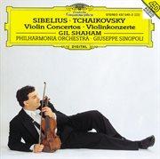 Sibelius / tchaikovsky: violin concertos cover image