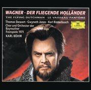 Wagner: der fliegende hollander (2 cds) cover image