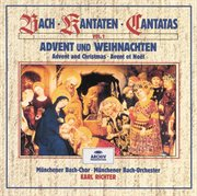 Bach, j.s.: advent and christmas (vol. 1) (4 cd's) cover image