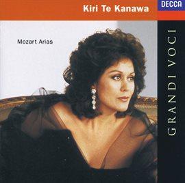 Cover image for Kiri Te Kanawa - Mozart Arias