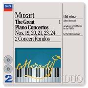 Mozart: the great piano concertos, vol.1 cover image