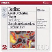 Berlioz: great orchestral works cover image