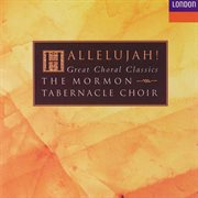 Hallelujah! great choral classics cover image