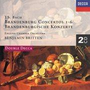 Bach, j.s.: brandenburg concertos etc. (2 cds) cover image