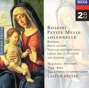 Rossini: Petite Messe Solenelle/respighi: Deite Silvane Etc