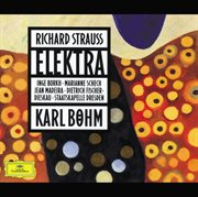Strauss: elektra cover image