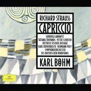 Richard strauss: capriccio cover image