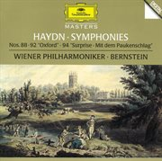 Haydn: symphonies in g major, hob. i: .88, 92 & 94 cover image
