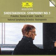 Shostakovich: Symphony No.5 / Prokofiev: Romeo and Juliet - Suite No.1