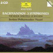 Rachmaninov: 3 Symphonies