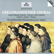 Gregorian chant: good friday; easter sunday cover image