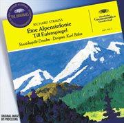 Strauss, r.: eine alpensinfonie; till eulenspiegel cover image
